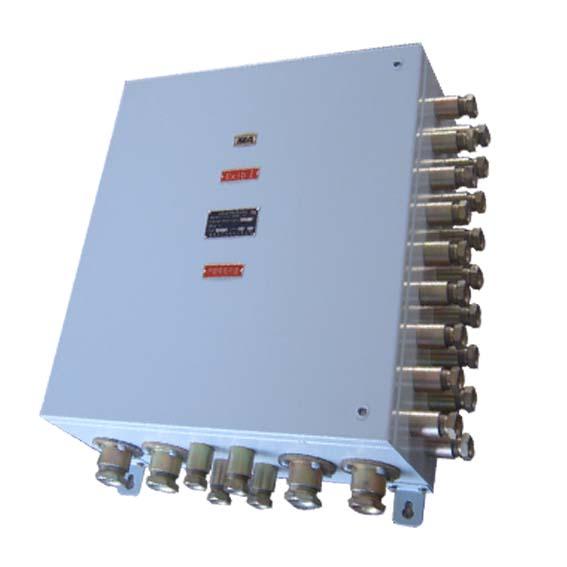 jhh-44矿用本安电路用接线盒